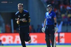 World Cup 2015: New Zealand v England, Match 9