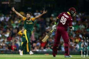 World Cup: De Villiers, Tahir script South Africa's West Indies heist