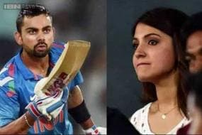 Stop blaming Anushka Sharma: Bollywood on India's World Cup loss