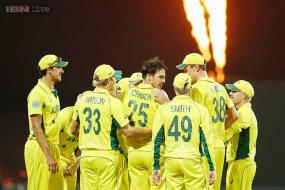 Penpix of the Australian squad for World Cup 2015 final