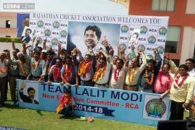Former IPL commissioner  Lalit Modi removed from Rajasthan Cricket Association