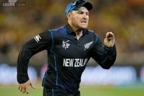Brendon McCullum proud of New Zealand despite losing World Cup final