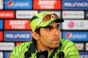 Pakistan skipper Misbah-ul-Haq rues batting failure in World Cup