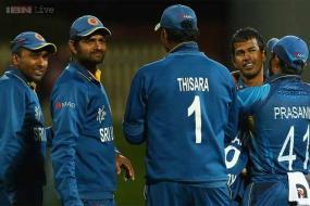 World Cup: Sangakkara's Sri Lanka go No 2 in Pool A after Scottish job
