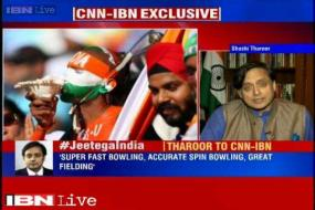 It has been a clinical performance by Team India so far in World Cup: Shashi Tharoor