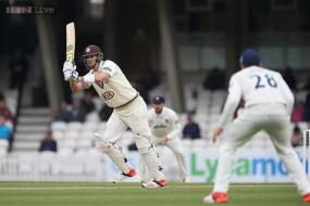 Kevin Pietersen becomes fastest to reach 1,000 first-class runs for Surrey