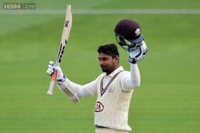 Kumar Sangakkara slams ton for Surrey, Pietersen misses out