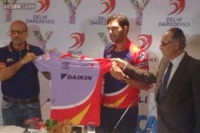 IPL 8: Yuvraj Singh ties up with Delhi Daredevils for cancer awareness