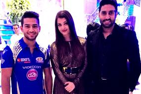 Mumbai Indians party at Ambani residence along with Sachin Tendulkar, Aishwarya and Abhishek Bachchan