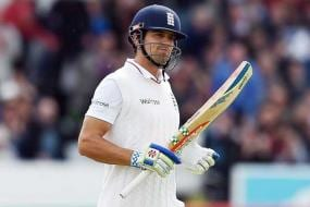 Alastair Cook becomes England's leading run-scorer in Tests