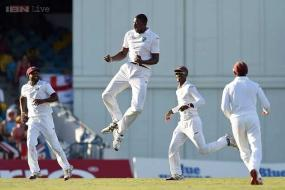 3rd Test: West Indies fight back against England as wickets tumble on Day 2