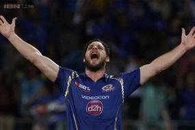IPL 8: MI's Mitchell McClenaghan reprimanded for breaching code of conduct
