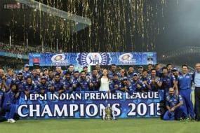 Mumbai celebrate IPL triumph at Eden Gardens with fireworks, confetti