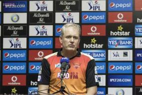 IPL 8: The stars weren't aligned for us, the clouds were, says SRH coach