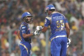 In pics: Mumbai Indians vs Chennai Super Kings, IPL 8, Final