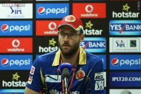 Coach Daniel Vettori impressed with RCB's IPL 8 campaign