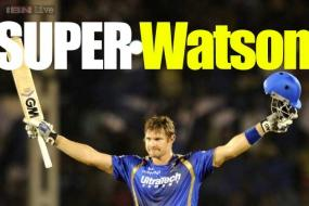 IPL 8: Kolkata Knight Riders surrender in front of Shane Watson special
