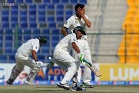 2nd Test: Younis, Azhar feast on 10-man Bangladesh on Day 1