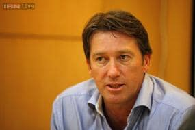 Don't know what Ravi is doing different from head coach: McGrath