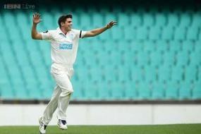 Pattinson in, Abbott replaces Cummins in Australia A squad for India tour