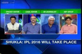 IPL verdict won't stop IPL-9: Rajiv Shukla