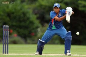 Veda Krishnamurthy fifty steers India Women to 182/9
