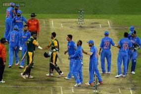 India - South Africa series to be known as 'Gandhi-Mandela series'