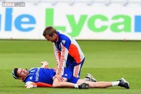 James Anderson gets fitness boost ahead of Ashes finale