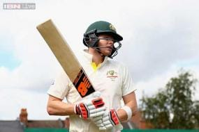 Tour Game: Clarke's replacement Smith starts with duck, Australia warm up for final Test with draw