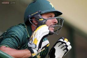 Pakistan coach Waqar Younis not worried about Shahid Afridi's form