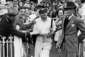 Sir Donald Bradman blazer auctioned for a whopping $91,410.00