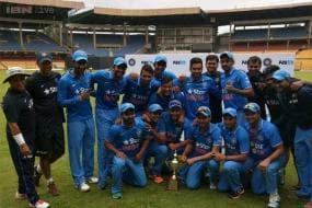 Raina ton helps India A clinch three-match series against Bangladesh A