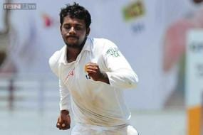 Sri Lanka's Tharindu Kaushal reported with suspected illegal action