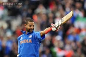 Shikhar Dhawan to lead India 'A' against Bangladesh 'A'