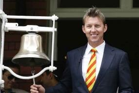 Aggression's Fine, We Don't Want Robots, Says Brett Lee