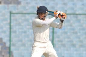 Ranji Trophy Group A Round Up: Nitish, Milind Anchor Chase for Delhi