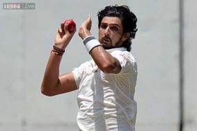Ishant joins Delhi's Ranji nets, Vijay Dahiya takes over as coach