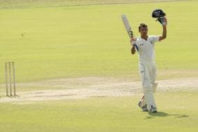 Ranji Trophy, Group C: Khalid, Pathania help Services bowl Saurashtra out for 264