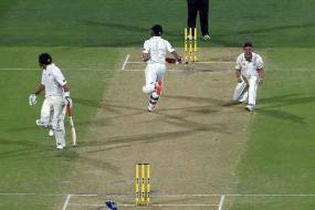Clattering wickets renew scepticism of day-night Test