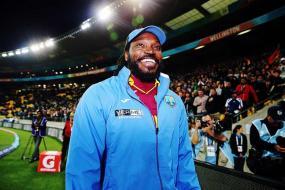 Chris Gayle inaugurates Kerala Cricket League in Dubai