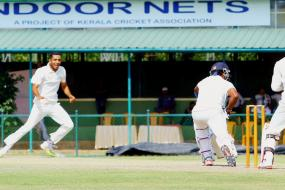 Ranji Trophy, Group C: Saurashtra sniff victory; Asnodkar's double ton puts Goa on top