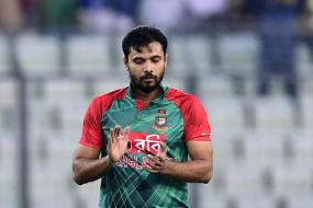 Bangladesh's Mashrafe Mortaza suffers ankle injury during practice