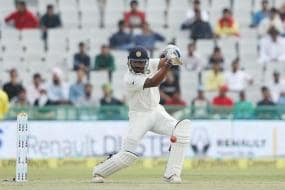 Murali Vijay fined for showing dissent at umpire's decision