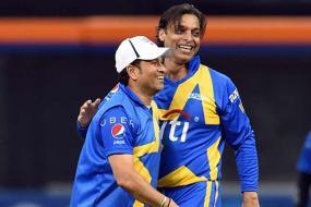 Shoaib Akhtar requests Sachin Tendulkar to stage All-Stars in Pakistan