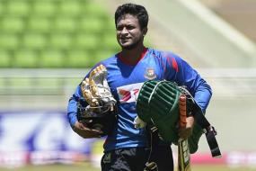 Shakib Al Hasan Ruled Out of First Sri Lanka T20