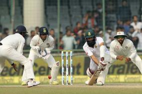 India vs South Africa, 4th Test: Amla, De Villiers 'block' SA to 72/2 on Day 4