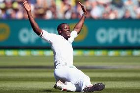 Carlos Brathwaite happy to contribute for West Indies on his Test Debut