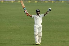 Rahane first Indian to score two centuries in a Test against South Africa