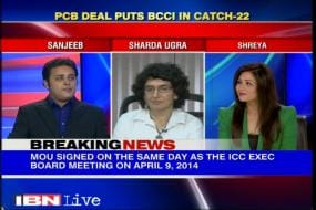 Why did BCCI sign the PCB deal?