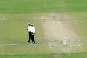 Nagpur pitch receives official warning from ICC